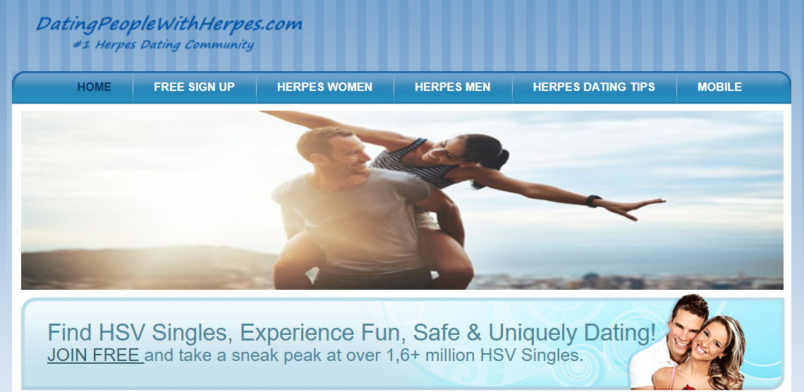 Herpes dating positive singles